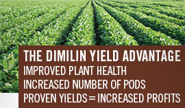 The Dimilin Yield Advantages